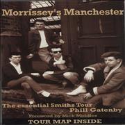Click here for more info about 'Morrissey - Morrissey's Manchester + Tour Map'