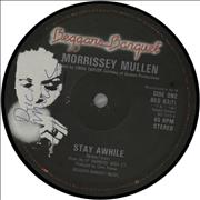Click here for more info about 'Morrissey Mullen - Stay Awhile - Autographed'
