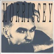 """Morrissey Piccadilly Palare Germany 7"""" vinyl"""