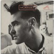 """Morrissey Pregnant For The Last Time UK 7"""" vinyl"""