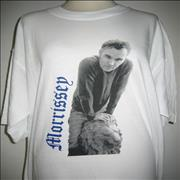 Morrissey World Tour 2002 - Riding The Lion - XL UK t-shirt