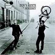 """Morrissey Roy's Keen UK 7"""" vinyl"""