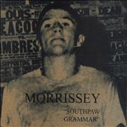 Click here for more info about 'Morrissey - Southpaw Grammar'