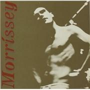 """Morrissey Suedehead UK 12"""" vinyl"""