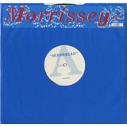 "Morrissey Suedehead UK 12"" vinyl Promo"