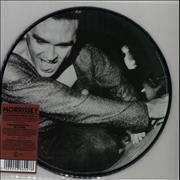 """Morrissey The Last Of The Famous International Playboys UK 7"""" picture disc"""
