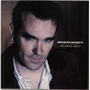 Morrissey Vauxhall And I UK vinyl LP