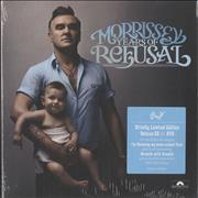 Click here for more info about 'Morrissey - Years Of Refusal - Sealed'