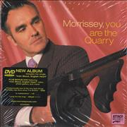 Click here for more info about 'Morrissey - You Are The Quarry - Sealed'