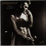 Morrissey Your Arsenal UK vinyl LP