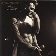 Click here for more info about 'Morrissey - Your Arsenal'