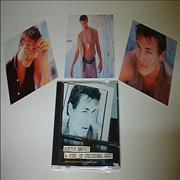 Morten Harket A Kind Of Christmas Card + Prints UK CD single