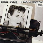 Morten Harket A Kind Of Christmas Card UK CD single