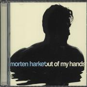 Morten Harket Out of My Hands Germany CD album