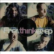 Click here for more info about 'Mother Earth (90s) - Free Thinker EP'