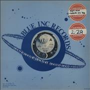 "Motion Walk On By UK 12"" vinyl Promo"