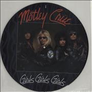 Click here for more info about 'Motley Crue - Girls Girls Girls'