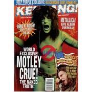 Click here for more info about 'Kerrang! Magazine - Kerrang! Magazine - Nov 93'