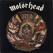 Click here for more info about 'Motorhead - 1916 - Nineteen Sixteen - EX'