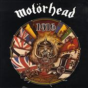 Click here for more info about 'Motorhead - 1916 - Nineteen Sixteen - Promo Stamped'