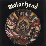 Click here for more info about 'Motorhead - 1916 - Nineteen Sixteen - VG'