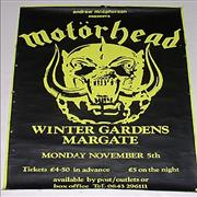 Click here for more info about 'Motorhead - 1984 Poster'