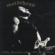 Click here for more info about 'Motorhead - 20th Anniversary Of Sacrifice'
