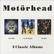 Click here for more info about 'Motorhead - 3 Classic Albums'