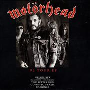 Click here for more info about 'Motorhead - '92 Tour EP - Autographed'