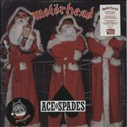 Click here for more info about ' - Ace Of Spades - RSD 2020 - Red Vinyl - Sealed'