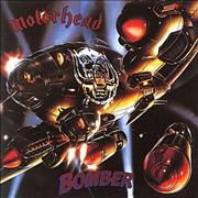 Click here for more info about 'Motorhead - Bomber - 180gm Coloured - Sealed'