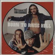 Click here for more info about 'Born To Raise Hell'