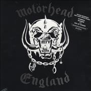 Click here for more info about 'Motorhead - England'