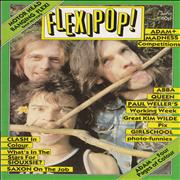 Click here for more info about 'Flexipop Magazine No. 7 + 7