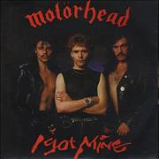 Click here for more info about 'Motorhead - I Got Mine'