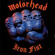 Click here for more info about 'Motorhead - Iron Fist'