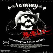 Click here for more info about 'Lemmy: The Movie'