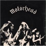 Click here for more info about 'Motorhead - Motorhead - Black Vinyl'
