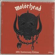 MOTORHEAD Music Discography Of Rare Cds, CD Albums