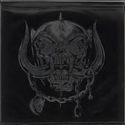 Click here for more info about 'Motorhead - No Remorse - Leather Sleeve - EX'