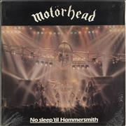 Click here for more info about 'Motorhead - No Sleep 'Til Hammersmith - Shrink'