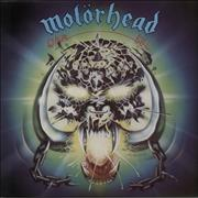 Click here for more info about 'Motorhead - Overkill - Green - EX'