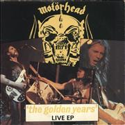Click here for more info about 'Motorhead - The Golden Years Live EP - P/S'