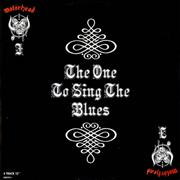 Click here for more info about 'The One To Sing The Blues'