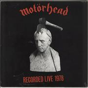 Click here for more info about 'Motorhead - What's Words Worth? - Red Vinyl'
