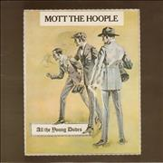 Click here for more info about 'Mott The Hoople - All The Young Dudes - 1st & Inner - EX'