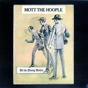 Click here for more info about 'Mott The Hoople - All The Young Dudes - 1st  Inner'