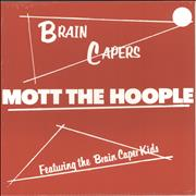 Click here for more info about 'Mott The Hoople - Brain Capers - 180gm - Sealed'