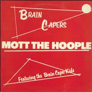 Click here for more info about 'Mott The Hoople - Brain Capers - 1st'