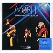 Mott The Hoople Live UK 2-CD album set